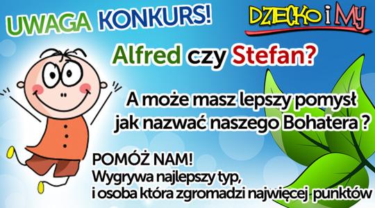 """KONKURS na IMIĘ naszego blogowego """"rozbójnika"""":) PODAJ znajomym i zwiększ swoje szanse wygranej!"""