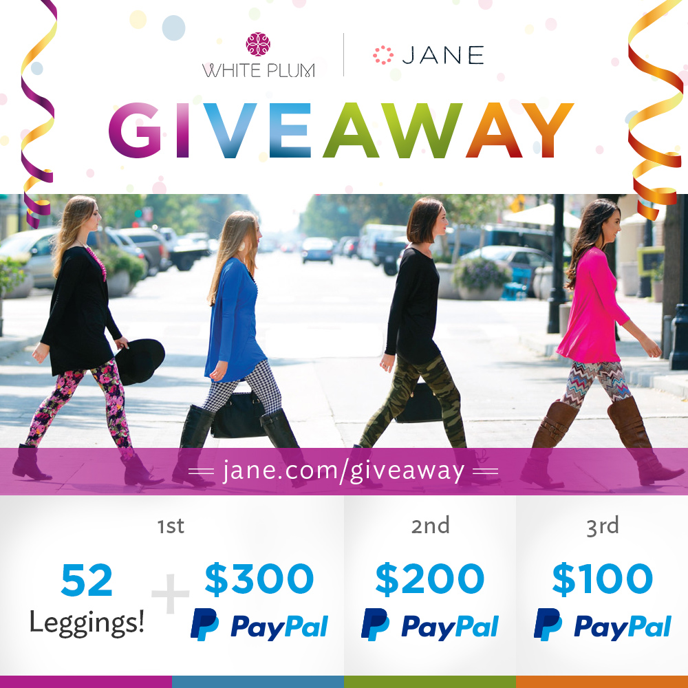 Lots of Legging Love #Giveaway