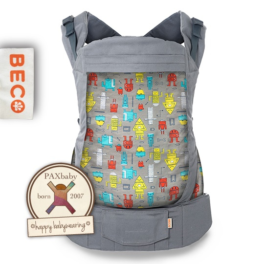 A One-of-a-Kind Beco Toddler!