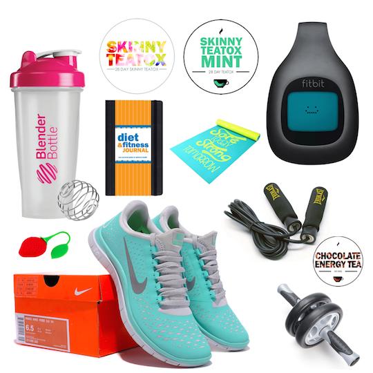 $500 Fitness, Health & Teatox Haul Giveaway