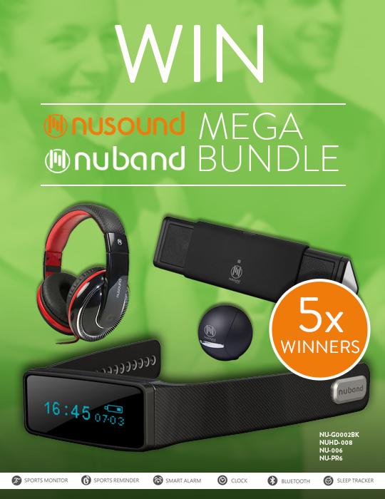 WIN The NuSound + NuBand Mega Bundle!