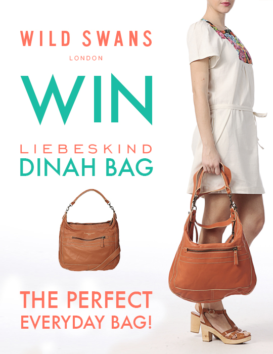 WIN The Liebeskind Dinah Bag!