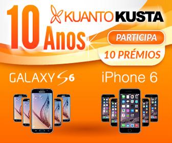 O KuantoKusta faz 10 anos e oferece 10 prémios!!!