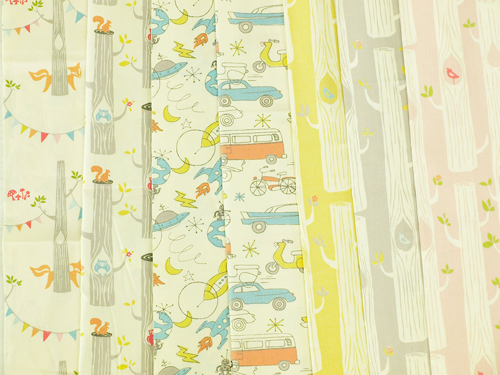 1 Yard of Each Print from Circa 52 collection