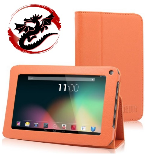 Dragon Touch K7 Android Tablet & Case