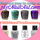 365NailArt.com I Need This Giveaway! #365iNeedThisGiveaway